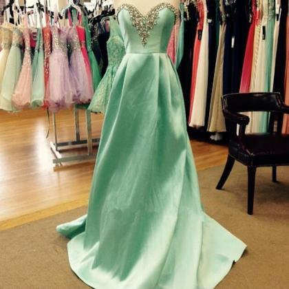 D204 Charming Prom Dress,Sweetheart..