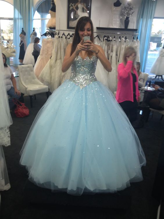 D213 Charming Prom Dress,Tulle Prom Dress,Ball Gown Prom Dress,Sequin Evening Dress