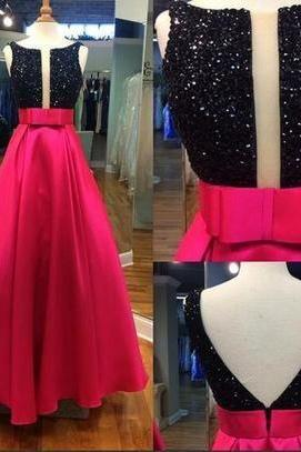 A4 Charming Satin Prom Dresses,Beading Evening Dresses,Noble Prom Dresses,A-Line Prom Dresses,Sleeveless Prom Dresses